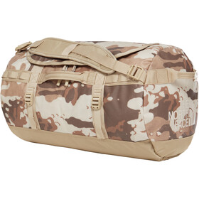 The North Face Base Camp Duffel S, moab khaki woodchip camo desert print/twill beige